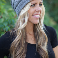 Essential Knit Beanies - Multiple Colors