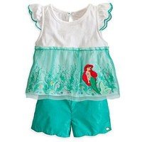 Ariel Top and Shorts Set for Baby | Disney Store