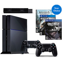 Walmart: PS4 Console Solution Bundle w/ Dualshock 4 Controller and Game