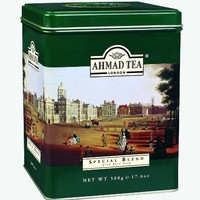 Ahmad Tea Loose Ceylon Special Blend with Earl Grey Tea, 17.6-Ounce Cans (Pack of 3)