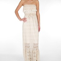 Daytrip Lace Tube Top Maxi Dress - Women's Dresses/Skirts | Buckle