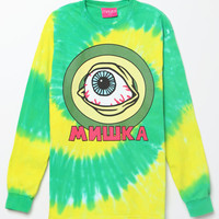 Mishka Sick Sad Keep Watch Long Sleeve T-Shirt at PacSun.com