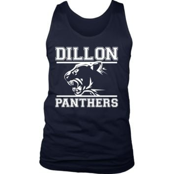 Dillon Panthers Football Quote - Exclusive Men's Tank Collection