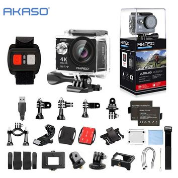 EK7000 4K WIFI Outdoor Action Camera