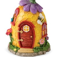HearthSong Fairy Village House, in Honeycomb