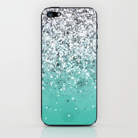 Spark Variations I iPhone & iPod Skin by Rain Carnival