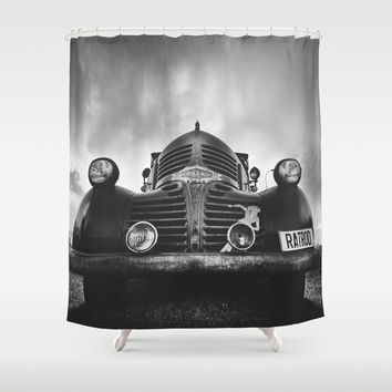 The rat Shower Curtain by HappyMelvin