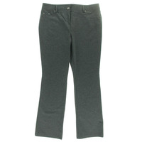 Style & Co. Womens Ponte Bootcut Casual Pants