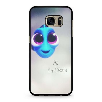 Baby Dory Finding Dory Samsung Galaxy S7 Case