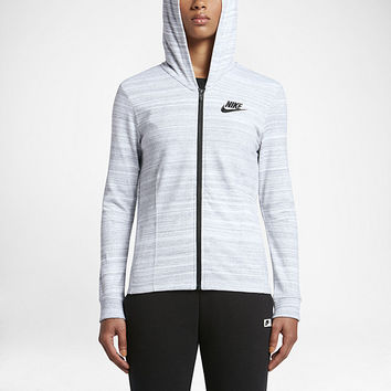 The Nike Sportswear Advance 15 Women's Jacket.
