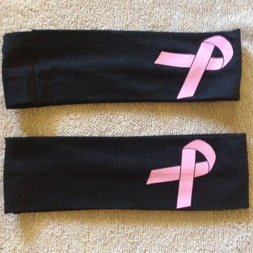 Breast Cancer Awareness Head band