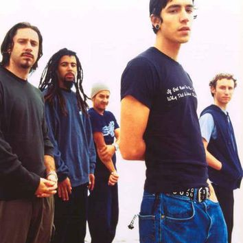 Incubus Band Poster 24x34