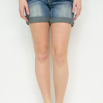 Golden Gate Easy Fit Jean Shorts | Grace In LA