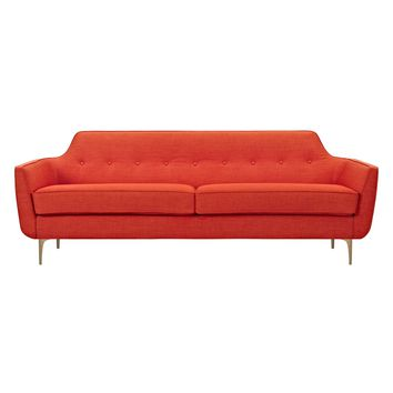 Marta Sofa Retro Orange