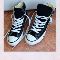 CONVERSE Chuck Taylor All Star Classic- White/Black
