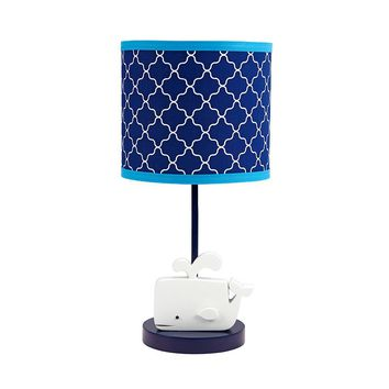 Happy Chic by Jonathan Adler Party Whale Table Lamp (Blue)