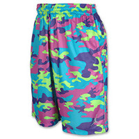 Men's Jordan AJXX8 Camo Basketball Shorts