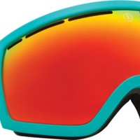 Electric EG2.5 The Real Teal Teal & Red Chrome Snowboard Goggles