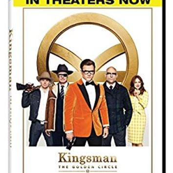 Kingsman: The Golden Circle Digital