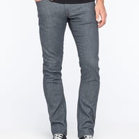 Volcom Vorta S-Gene Mens Jeans Gray  In Sizes