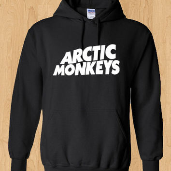 Arctic Monkeys Hoodie Sweatshirt - English Indie rock t-shirt - Arctic Monkeys