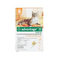 Advantage Flea Control for Cats 1-9 lbs 6 Month Supply