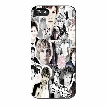American Horror Story Collage Tate iPhone 5 Case