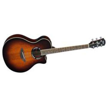 Yamaha Mango Top Acoustic-Electric Guitar | GuitarCenter