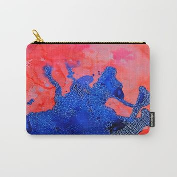Sense of Self Carry-All Pouch by DuckyB
