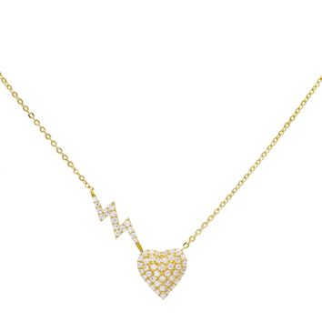 Heart-Struck Necklace