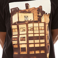 Obey Tee All City Icon Photo in Black