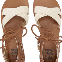 Wild Wavez Sandal Tan