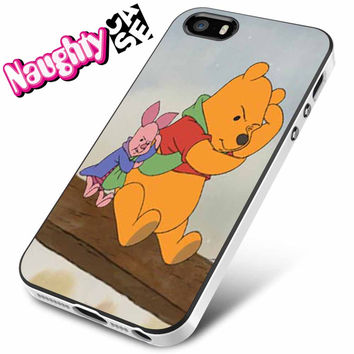 Piglet And Winnie The Pooh iPhone 4s iphone 5 iphone 5s iphone 6 case, Samsung s3 samsung s4 samsung s5 note 3 note 4 case, iPod 4 5 Case