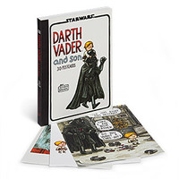 Darth Vader and Son Postcards