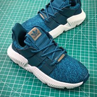 Adidas Originals Prophere Ice Blue Sport Running Shoes - Best Online Sale
