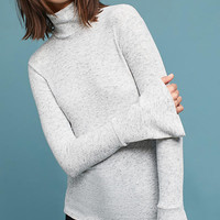 Clancy Ribbed Turtleneck