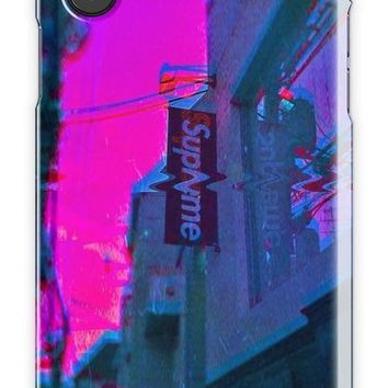Supreme Vaporwave Mobile Cover