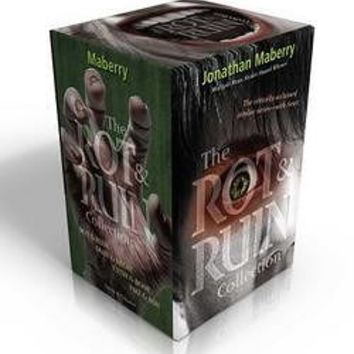 The Rot & Ruin Collection : Rot & Ruin / Dust & Decay / Flesh & Bone / Fire & Ash by Jonathan Maberry (Paperback): Booksamillion.com: Books