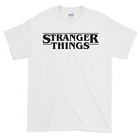 Stranger Things Short sleeve t-shirt