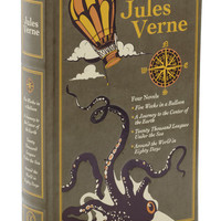 ModCloth Travel, Scholastic Collected Works of Jules Verne