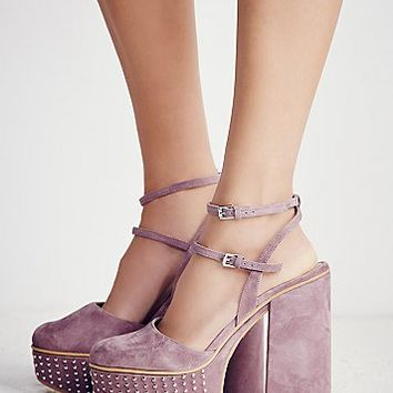 FP Collection Womens Star Crossed Platform