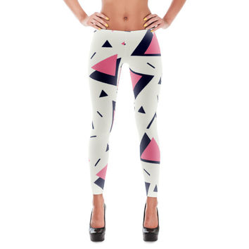 80's Polyfinite Leggings