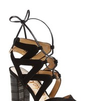 Sam Edelman 'Yardley' Lace Up Sandal (Women) | Nordstrom