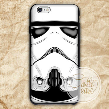 storm troopers iPhone 4/4S, 5/5S, 5C Series Hard Plastic Case