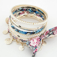 Unique Bowknot Multilayer Bracelet