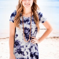 Starbursts and Waves Dress