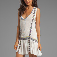 Free People Moonlight Mile Tunic in Ivory