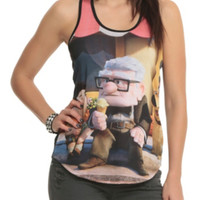 Disney Up Ice Cream Trio Girls Tank Top