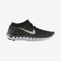 Nike Free 3.0 Flyknit Women's Running Shoes - Black