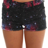 SHOOTING STAR SHORTS